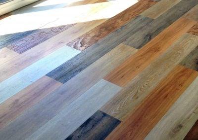 Domestic Luxury Vinyl Tiles